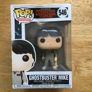 👻Funko POP Stranger Things Mike